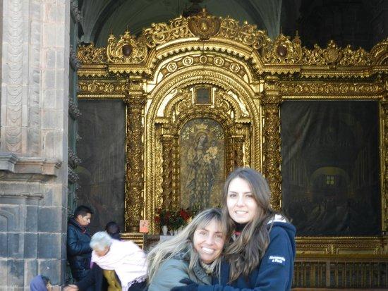 Catedral del Cuzco o Catedral Basílica de la Virgen de la Asunción: .