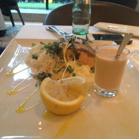 Golden Tulip Berlin - Hotel Hamburg: restaurante