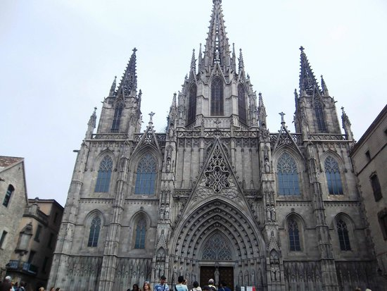 Barcelona City Tour : CATEDRAL DE BARCELONA