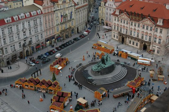 Old Town Square : .