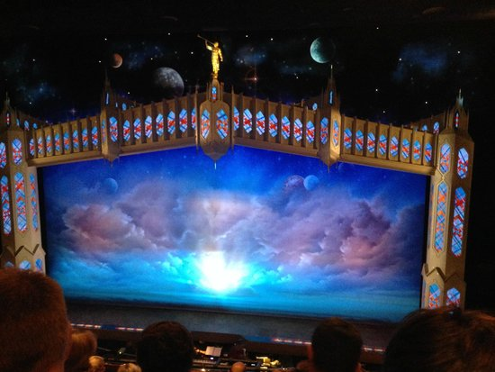 The Book of Mormon London: Stage