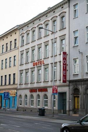 Hotel Lenas Vienna : Widok z zewnątrz