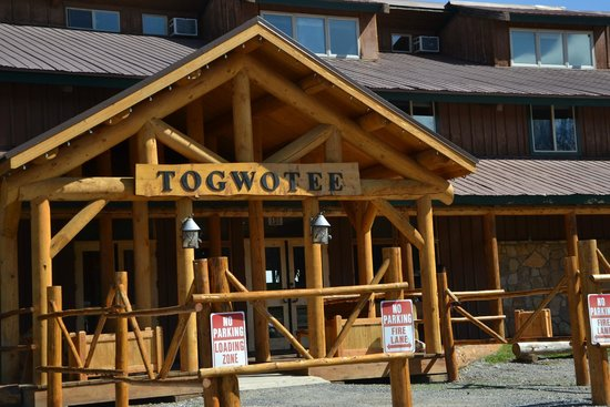 Togwotee Mountain Lodge: Feel welcome!