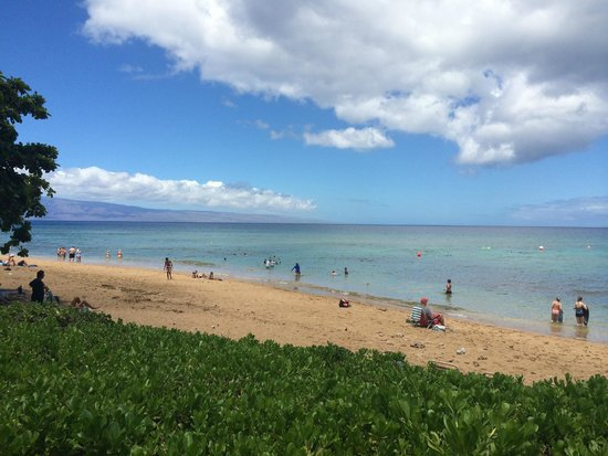 Aston Kaanapali Shores: Beach