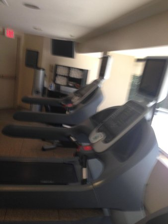 DoubleTree Suites by Hilton Tampa Bay: Fitness area