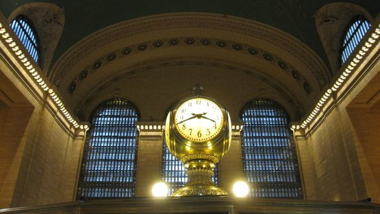 Grand Central Terminal: Interior
