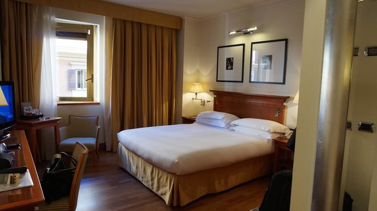Starhotels Metropole: Camera Executive