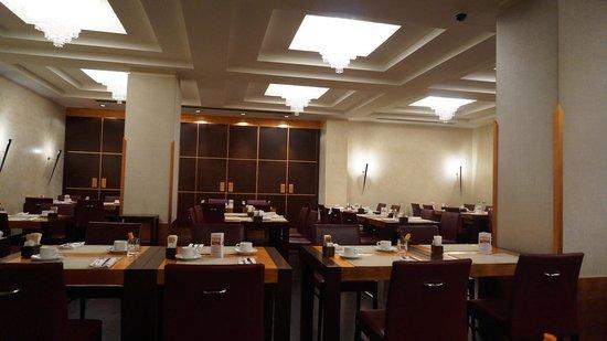 Starhotels Metropole: Sala colazione