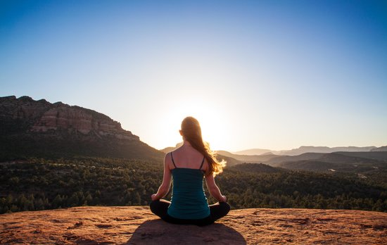Sedona, AZ: Seated Meditation