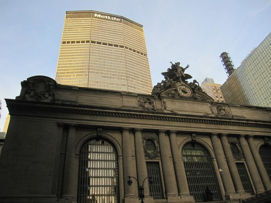 Grand Central Terminal: Exterior