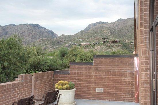 Lodge at Ventana Canyon: Balcany2