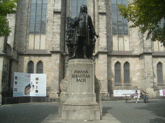 Bach-Museum: Bach
