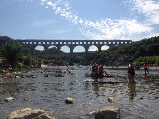 Pont du Gard : Виадук
