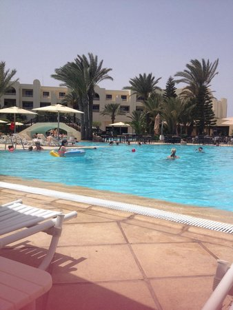 Aldiana Djerba Atlantide: Lovely pool area