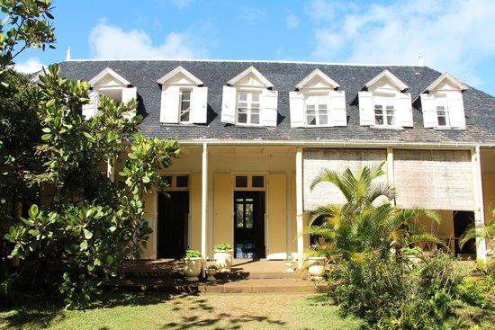 Inside Eureka House Picture Of Maison Eureka Mauritius
