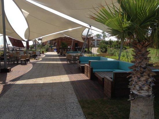 Kaya Palazzo Golf Resort: VIP bar