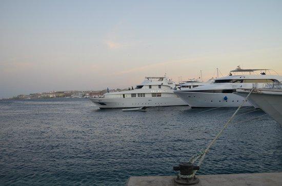 Hurghada Marina : причал