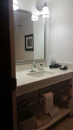 Four Points by Sheraton Scranton: Bathroom
