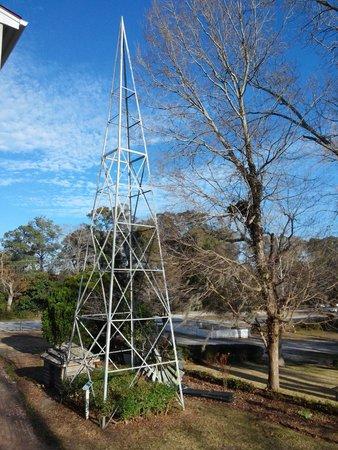 Poplar Grove Plantation : Windmill, Sky, Scotts Hill