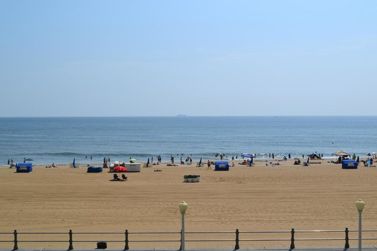 Country Inn & Suites By Carlson, Virginia Beach (Oceanfront): View from Room