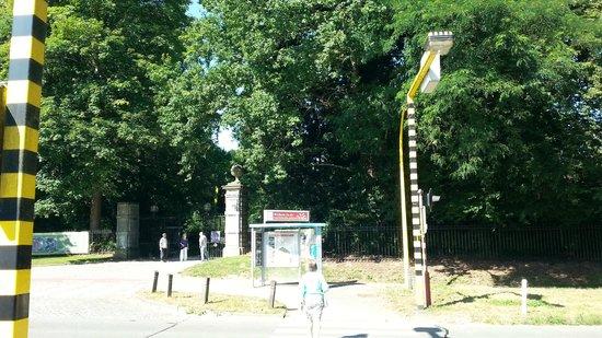 Meise, Belgia: Entrée