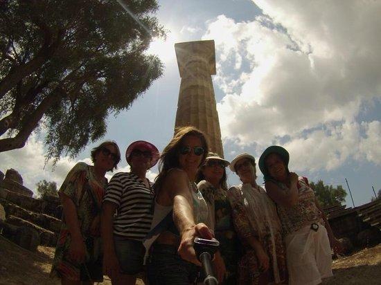 Musée de jeux olympiques : Olympia