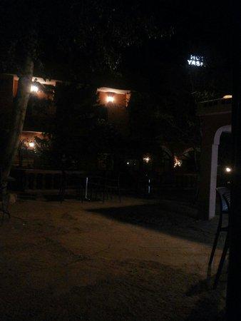 Yasmina Hotel : En pleine nuit