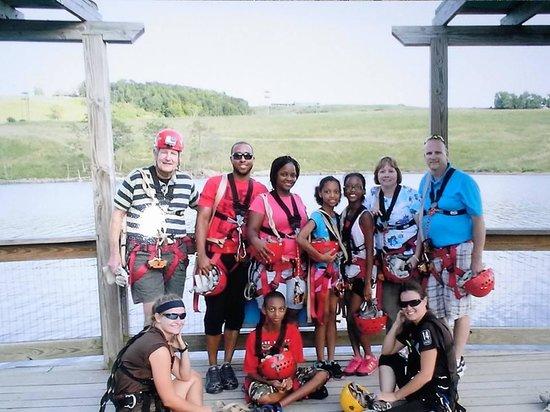 Wild Zipline Safari: Safari Fun