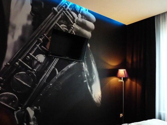 Best Western Plus Krakow Old Town: Wall feature
