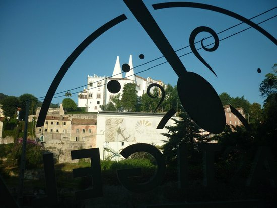 Moon Hill Hostel: Vista dall' Hotel