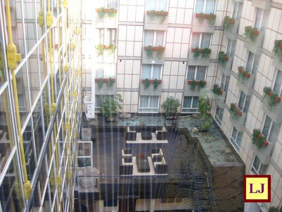 Radisson Blu Hotel, Amsterdam: Interior