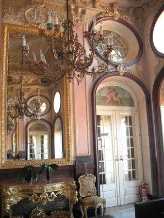 Pousada Palacio de Estoi: Salles intérieures