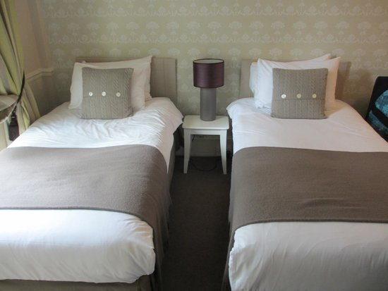 Lime Tree Hotel : Room #12, Ground Floor Twin