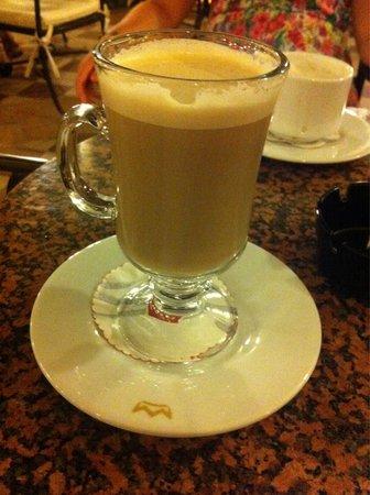 Hotel Riu Palace Aruba : Irisch koffie