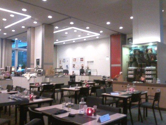 Hotel Casa: Sala pranzo