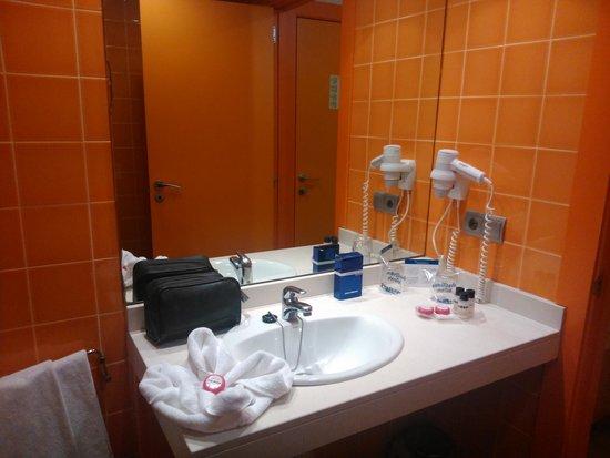 MedPlaya Hotel Bali: Baño