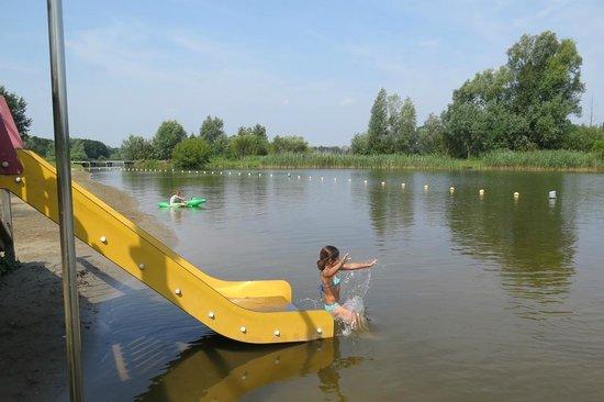 Gaasperplas Park: El lago