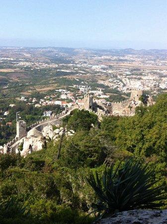 Castle of the Moors : Mura