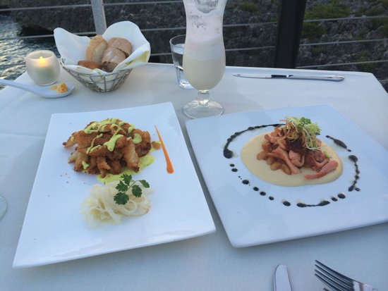 The Cracked Conch by the Sea: Appetizers