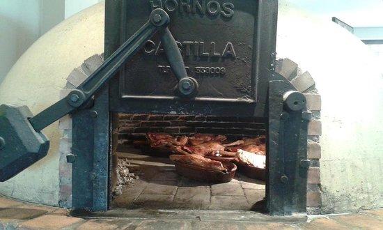 Fogon del Azogue : nuestro horno
