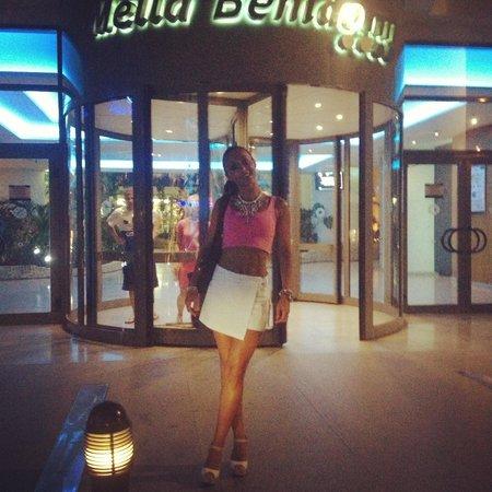 Melia Benidorm: Un hotel con encanto!