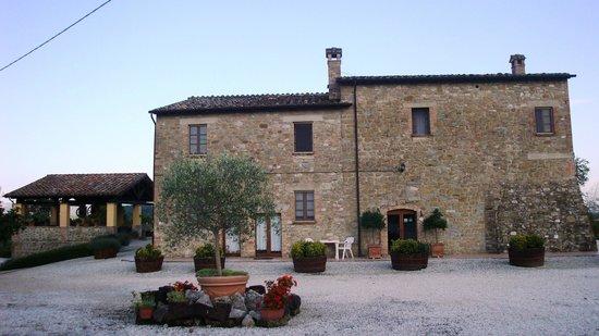 La Country House Il Vecchio Fienile: la casa