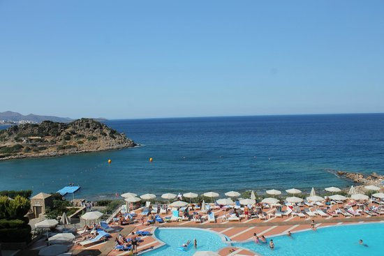 Blue Marine Resort & Spa : Vista Mar
