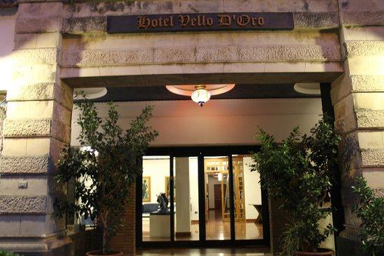 Vello D'Oro Hotel: Ingresso