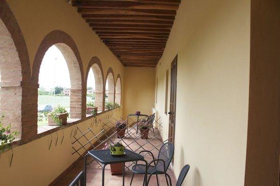 Hotel More Di Cuna: balcony