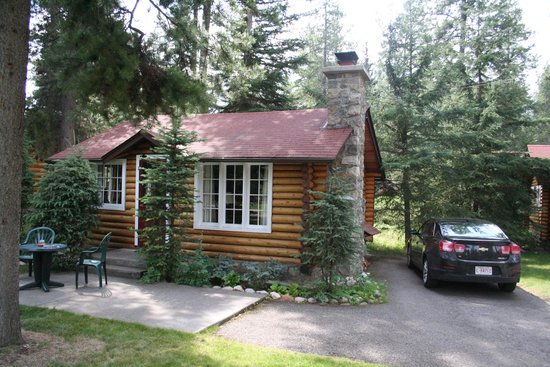 Alpine Village Cabin Resort - Jasper: Cottage 20