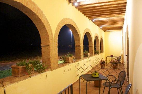 Hotel More Di Cuna : Balcony
