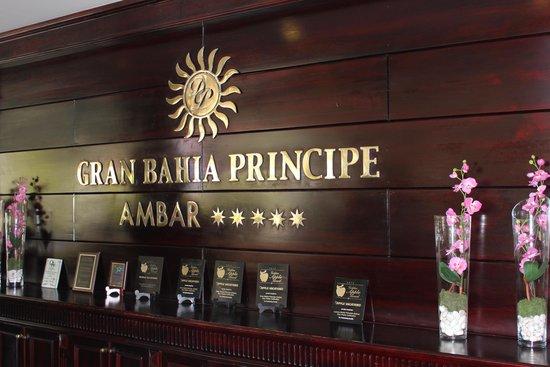 Luxury Bahia Principe Ambar : Ambar!