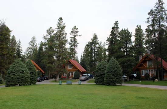 Alpine Village Cabin Resort - Jasper : Alpine Village Cottages