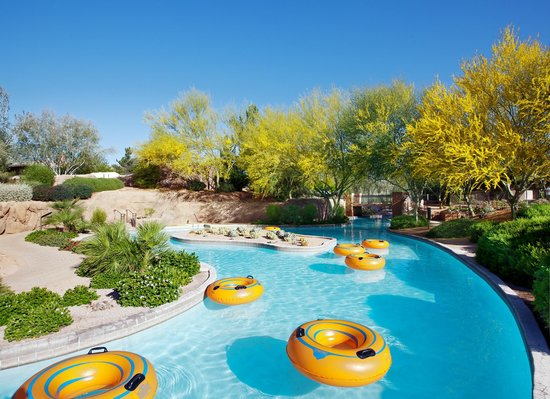 The Westin Kierland Resort & Spa: Lazy River
